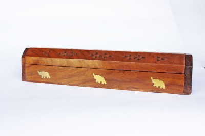 Vincy Wooden Incense Holder Set