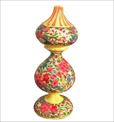 The Koshur Kul Floral Paper Incense Holder