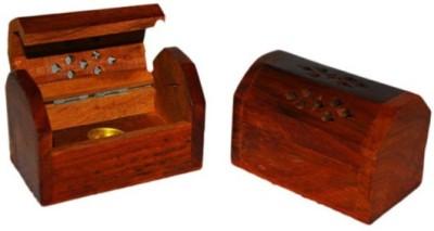 Onlineshoppee Wooden Incense Holder Set