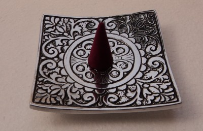 Pure Source Aluminium Incense Holder