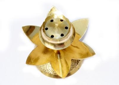 SKM Stand Brass Incense Holder