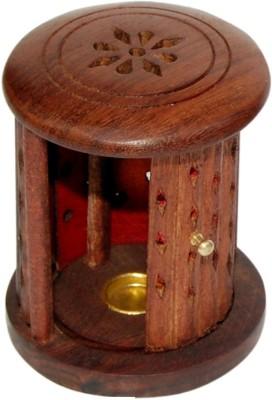 Jupiter Gifts and Crafts Shutter Wooden Incense Holder