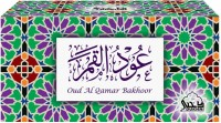 Dukhni Oud Al Qamar Bakhoor (Medium) Jasmine Incense Sticks(18 Sticks per Box)