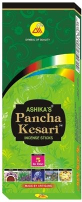 Ashika's Pancha Kesari 120 Grams Incense Sticks