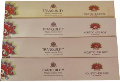 Holistic Healing By Shaveta Tranquility(Oudh) Oudh Incense Sticks