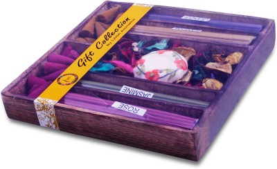 Lasa Aromatics rose,lavender,jasmine,sandal Incense Sticks