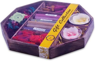 Lasa Aromatics Rose, Lavender, Jasmine,Sandal Incense Sticks