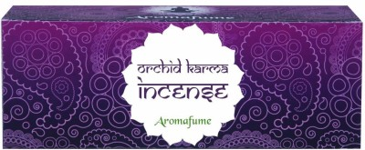 Aromafume Orchid Karma Incense Sticks