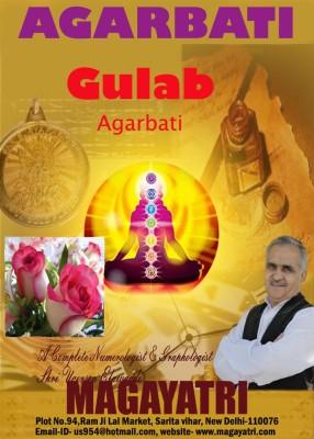 Magayatri Gulab Agarbti Rose Incense Sticks