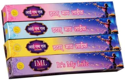 RKT It's My Life 4 Natural Floral Incense Sticks