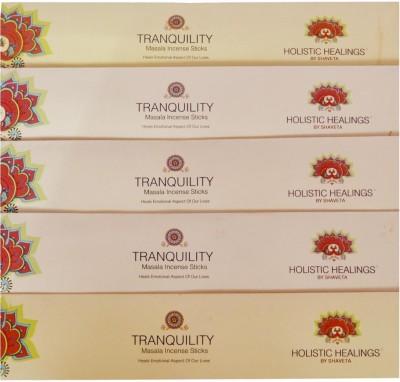 Holistic Healing By Shaveta Tranquality Oudh Incense Sticks