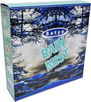Satya Rain Mist Incense Sticks