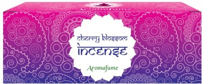 Aromafume Cherry Blossom Incense (Large) Sweet Incense Sticks