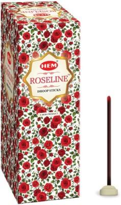 Hem Roseline Dhoop Incense Sticks