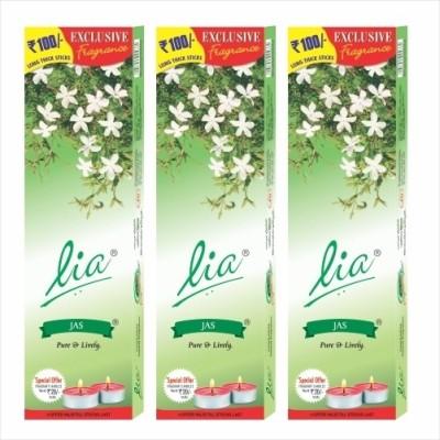 Lia Jasmine Incense Sticks