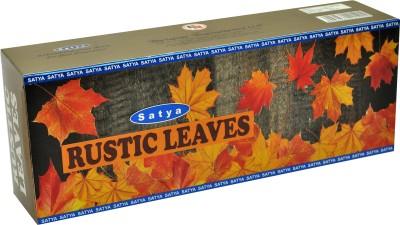 Satya Rustic Leaves Incense Sticks
