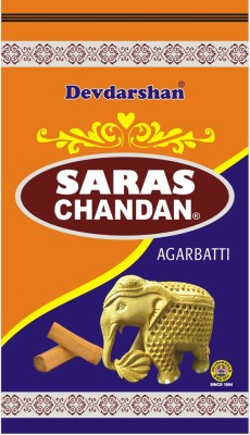 Devdarshan Saras Chandan Chandan Incense Sticks
