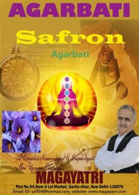 Magayatri SAFRON Safron Incense Sticks