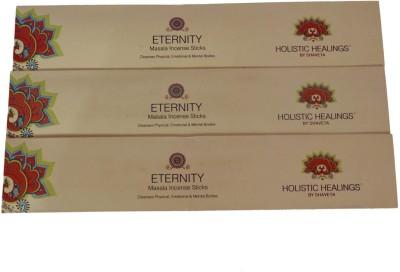 Holistic Healing By Shaveta 3 ETERNITY NATURAL Incense Sticks
