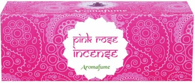 Aromafume Pink Rose Incense Sticks