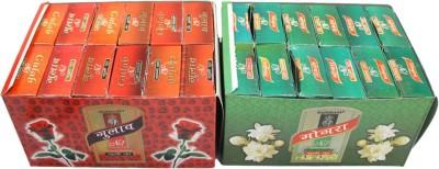 rajdhani dhoop rose, mongra Incense Sticks
