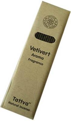 Tattva Vetivert Incense Sticks