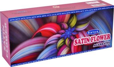 Satya Satin Flower Incense Sticks