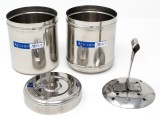 Kitchen Mart South Indian Style 9 Cups I...
