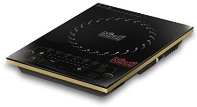 Nirali Soft Touch Induction Cooktop(Black, Touch Panel)