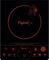 Pigeon Rapido Touch DX Induction Cooktop(Black, Touch Panel)