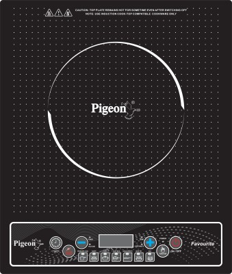 Pigeon Favourite IC 1800 W Induction Coo...