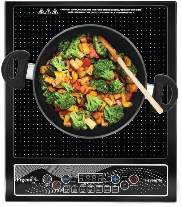 Deals - Hyderabad - Induction Cooktops <br> Pigeon, Prestige & more...<br> Category - home_kitchen<br> Business - Flipkart.com