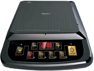 Pigeon Rapido Plus with 2 In 1 Base Junior Kit Induction Cooktop