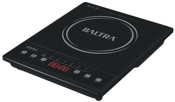 Baltra BIC-106 Induction Cooktop(Black, Touch Panel)