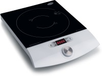 GLEN sa3073 Induction Cooktop(Black, White, Jog Dial)