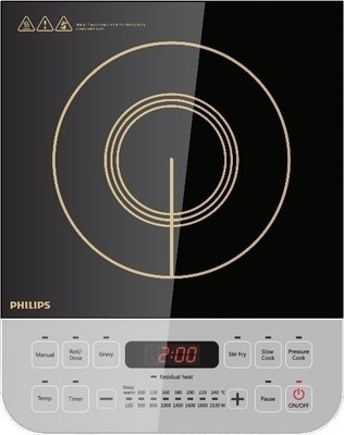 Philips HD4928 Non-stick Cookware Induction Cooktop Induction Cooktop