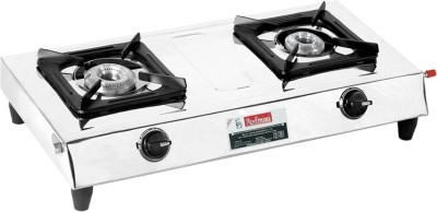 Padmini CS-201 2 Burner Gas Cooktop