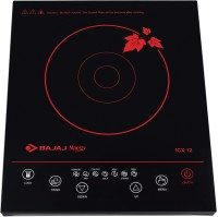 Bajaj Majesty ICX 12 Induction Cooktop(Black, Touch Panel)