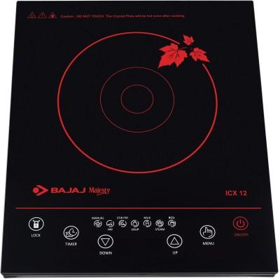 Bajaj Majesty ICX 12 Induction Cooktop