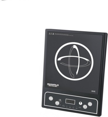 Maharaja-Whiteline-Zest-IC-105-2000W-Induction-Cooktop