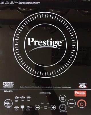 Prestige PIC 6.0V3 Induction Cooktop