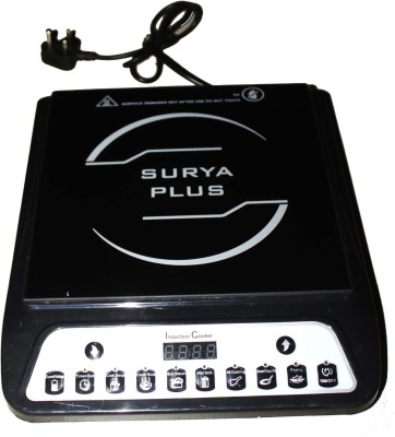 Surya Plus A8 2000W Induction Cooktop