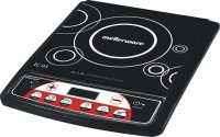 Melleware IC01 Induction Cooktop(Black, Push Button)