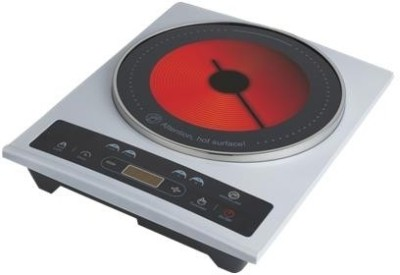 Quba I20 Induction Cooktop(Grey, Touch Panel)