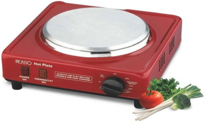 Picasso HP70 Induction Cooktop(Maroon, Push Button) at flipkart