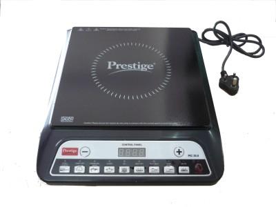 Prestige PIC 20 Induction Cooktop(Black, Push Button)