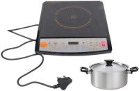 Atalso 700009 Induction Cooktop(Black, Push Button)