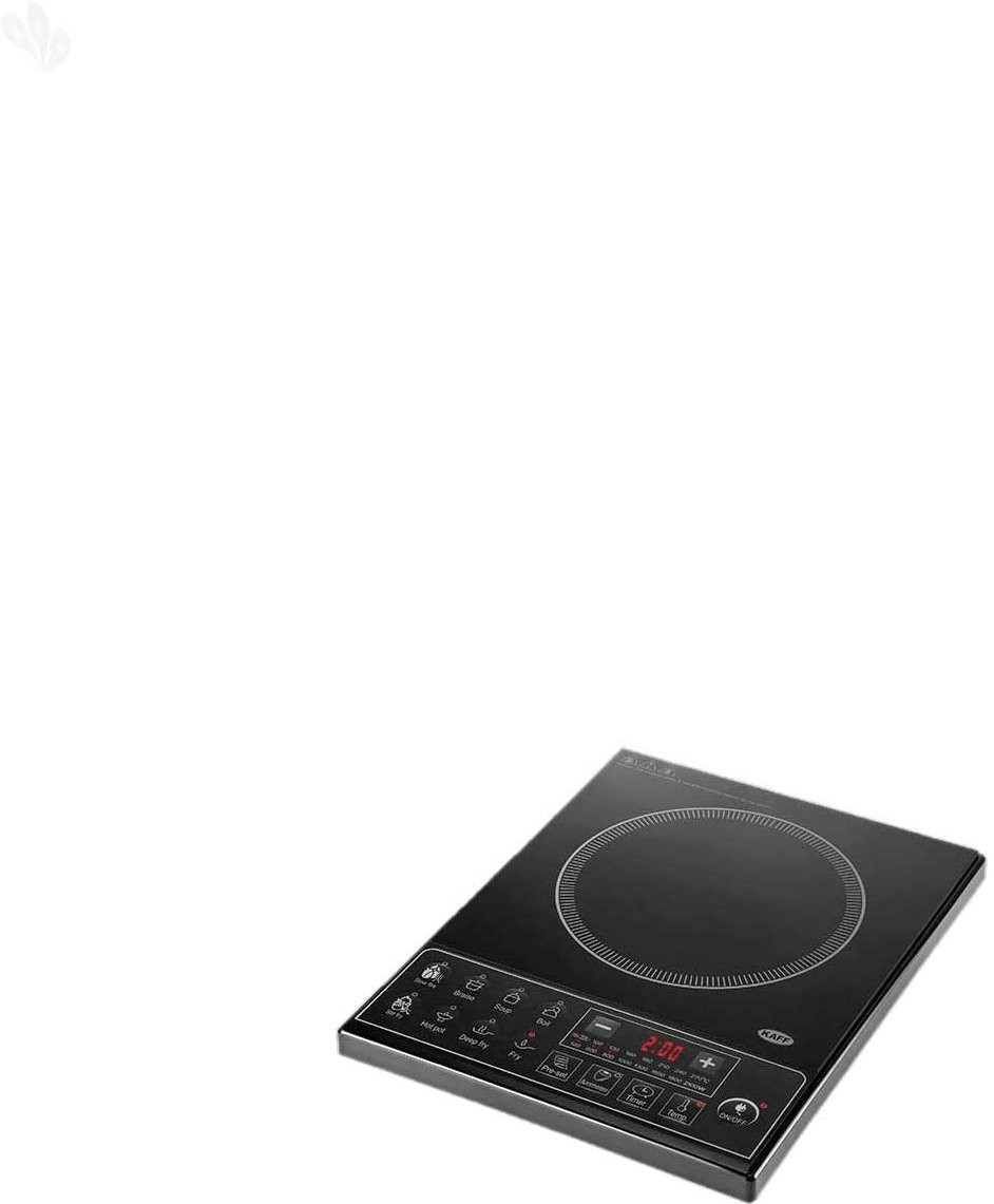 KAFF Kin 36 Induction Cooktop(Black, Push Button)