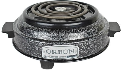 Orbon AA-006 Induction Cooktop(Black, Push Button)