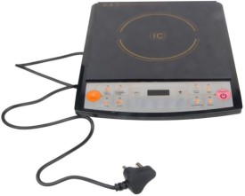Atalso 6088D Induction Cooktop(Black, Push Button)